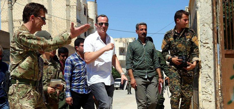 WASHINGTON BACKS TERRORIST PKK/PYDS REGULAR ARMY PROJECT