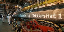 TurkStream's land, sea sections successfully connected