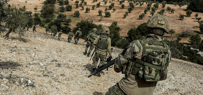 NEARLY 3,350 TERRORISTS NEUTRALIZED IN TURKEYS AFRIN OPERATION