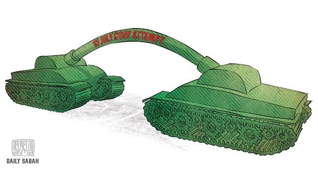 Illustration by Necmettin Asma - twitter.com/necmettinasma