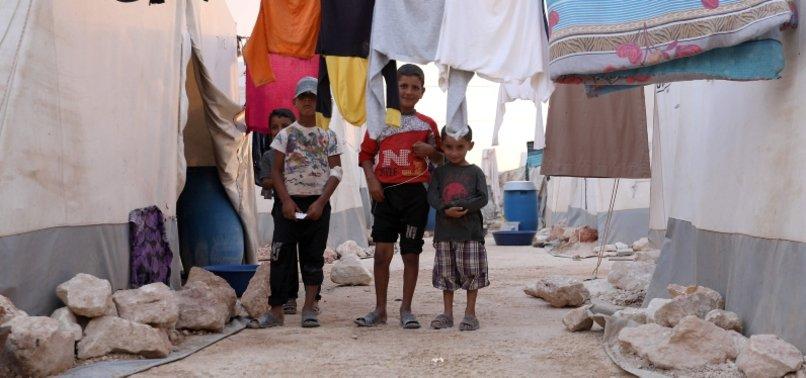 UN WARNS OF UNPRECEDENTED HUNGER CRISIS IN SYRIA