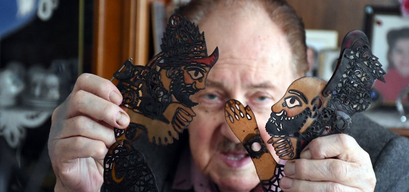 TURKISH PUPPETEER AIMS TO PRESERVE KARAGÖZ AND HACIVAT