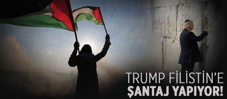 'ABD, Filistin davasına karşı savaşıyor'