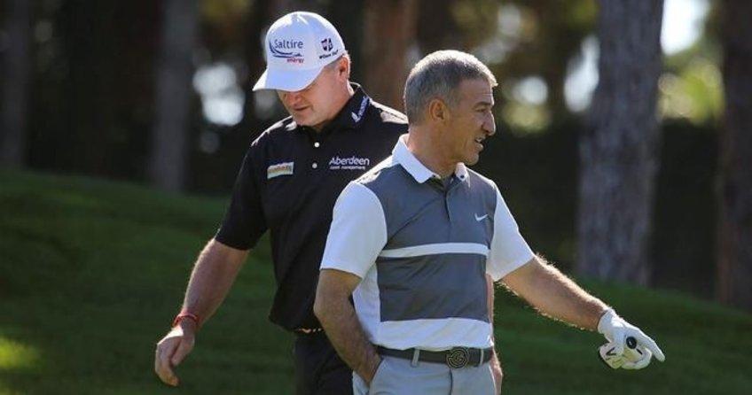 Golfçüler mutlu ayrıldı