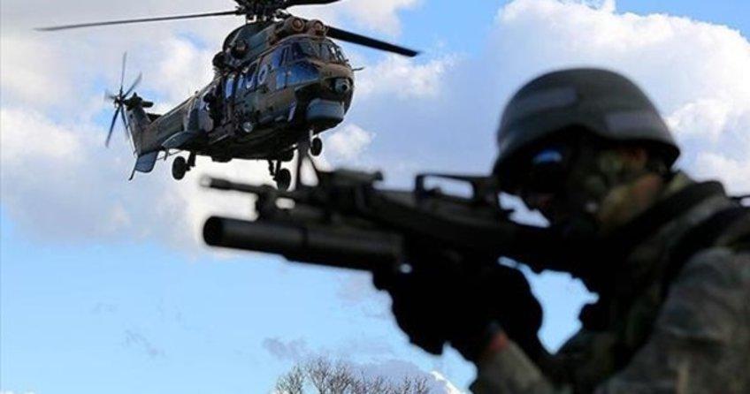 TSK: Son bir haftada 78 terörist etkisiz hale getirildi