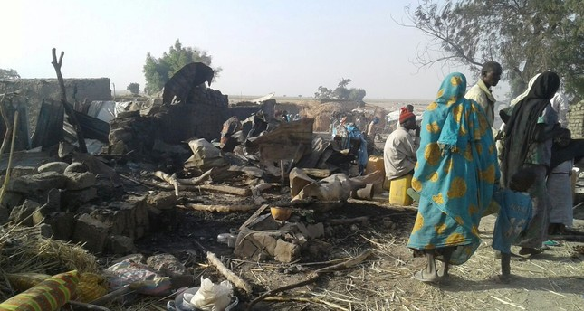 Death toll from Nigerian strike on camp rises to 76