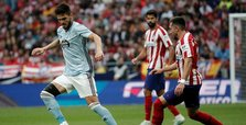 Atletico struggle to break down Celta in frustrating draw