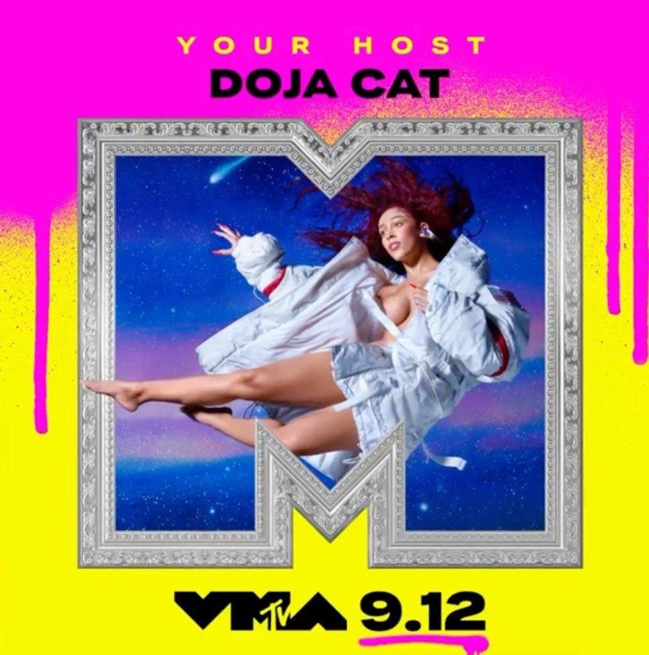 2021 MTV VİDEO MÜZİK ÖDÜLLERİ'NE GERİ SAYIM