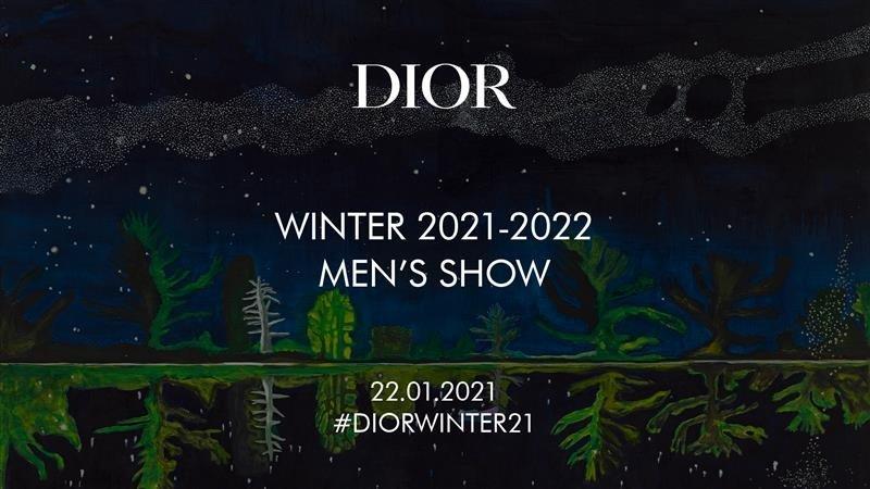 DİOR ERKEK KIŞ 2021-2022 KOLEKSİYONU