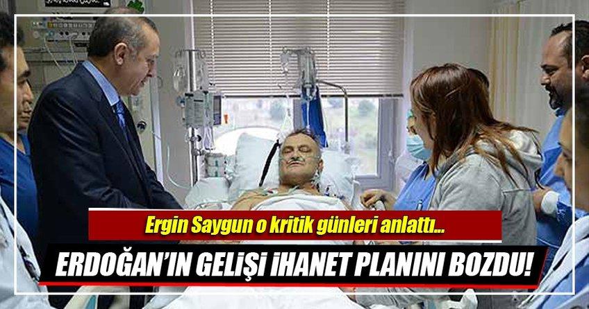 'Saygun ölsün, AK Parti köşeye sıkışsın' istediler