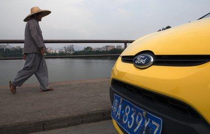 Ford Meksikadaki Focus üretimini Çine taşıyor