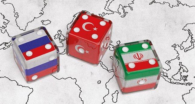 Kafkasya'da birbirini bertaraf etmek isteyen dünyalar ve yeni güç dengeleri