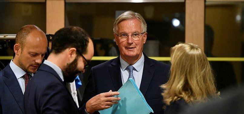 EUS BARNIER AWAITING UK PROPOSALS ON BREXIT