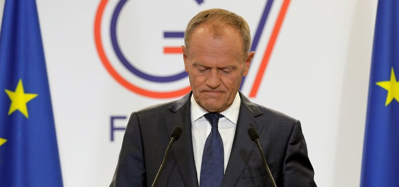 EUS TUSK ASKS: DOES UKS JOHNSON WANT TO BE MR. NO DEAL?