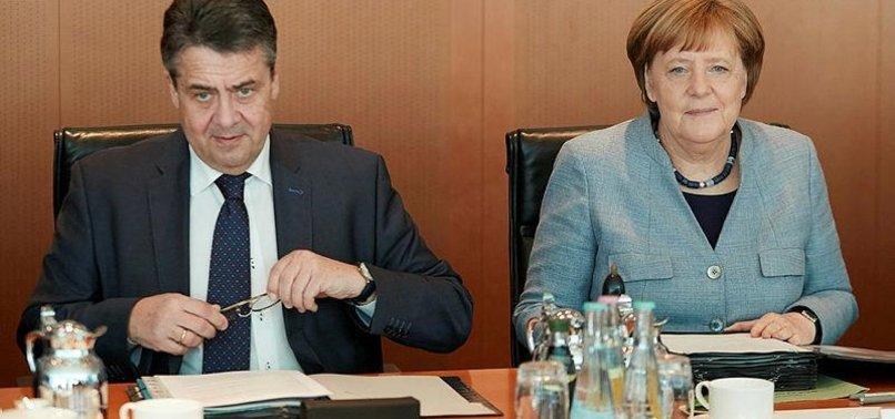 GERMANY SLAMS TRUMP TARIFFS ON STEEL, ALUMINUM IMPORTS