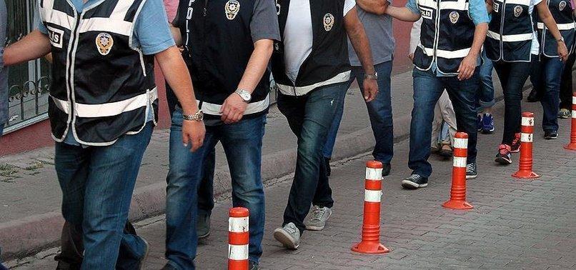 TURKEY ISSUES ARREST WARRANTS FOR 70 FETO SUSPECTS
