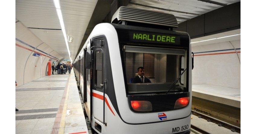 Narlıdere metrosuna onay çıktı