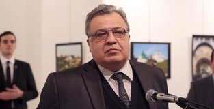 6 detained in probe into Russian envoy's murder