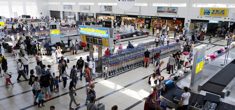 RUSSIANS TOP VISITORS TO TURKEY LAST YEAR