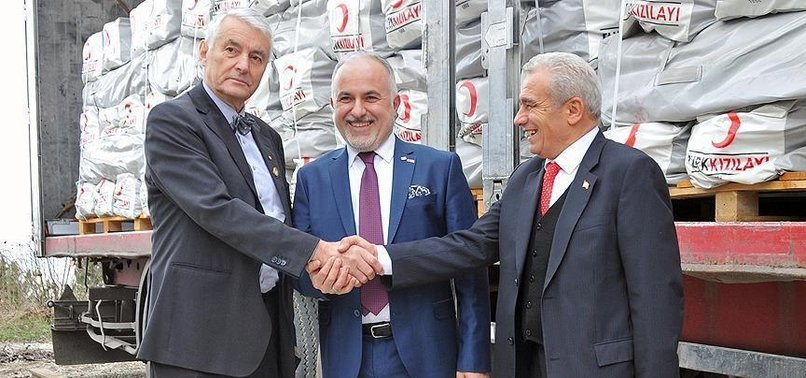 TURKISH, BULGARIAN AID AGENCIES COLLABORATE WITH DEPOT