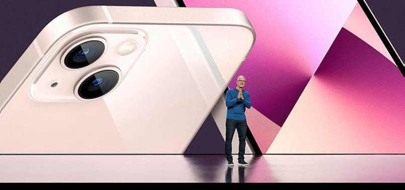 EMBATTLED APPLE UNVEILS NEW IPHONE: WHATS NEW IN THE IPHONE 13?