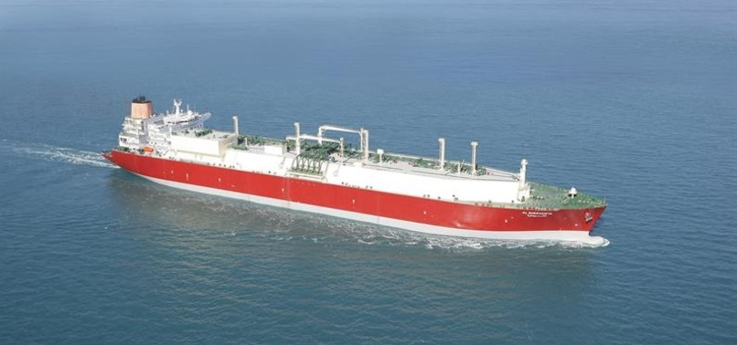 QATARGAS ANNOUNCES LARGEST SINGLE DELIVERY IN TURKEYS MARMARA LNG TERMINAL