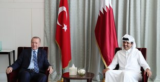 Qatar hails strategic relations with Turkey