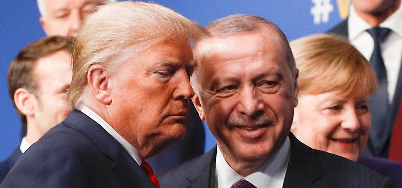 ERDOĞAN, TRUMP DISCUSS LIBYA AND SYRIA ISSUES IN A PHONE CALL