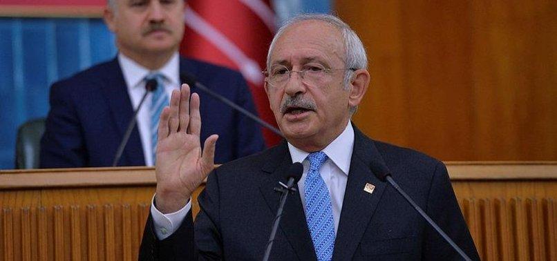 ERDOĞAN FILES LAWSUIT AGAINST MAIN OPPOSITION LEADER