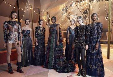 Dior Haute Couture İlkbahar-Yaz 2019