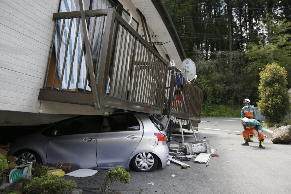 At least 40 people were killed and over 1,000 injured in two strong earthquakes that hit southwestern Japan on April 14 and 16, 2016.  The two disasters have displaced over 90,000 people regionwide.