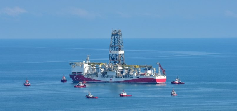 TURKEY TO OPEN BLACK SEA GAS CONTRACT FOR FUTURE TRADE BY OCT. 1