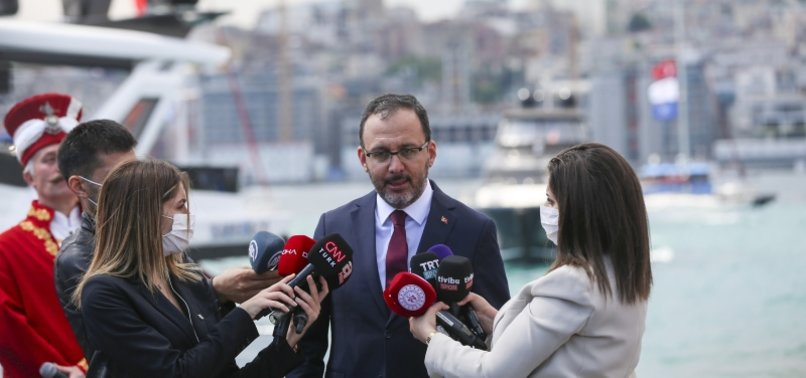 TURKEY VOWS TO BRING IN MORE STAR PLAYERS IN SPORTS