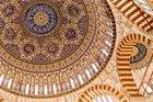 İslam uygarlığı ile mükemmel forma ulaşan kubbe mimarisi