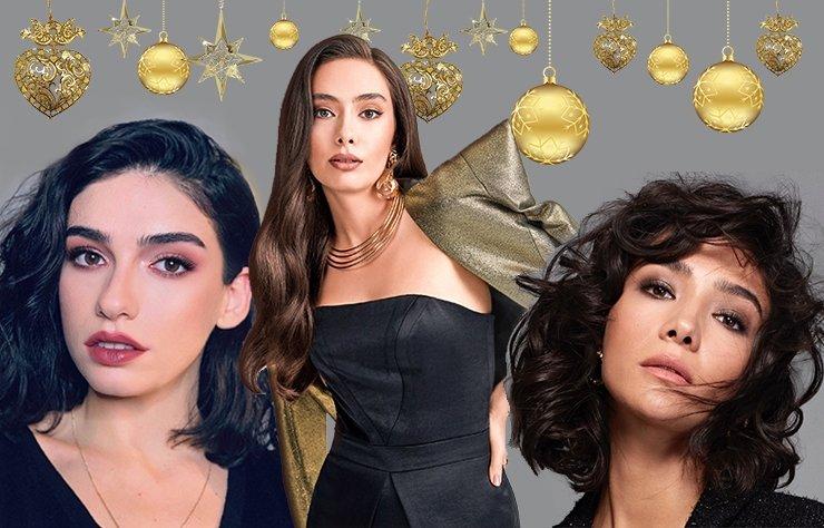 Dünyada Kendall Jenner, Bella Hadid, Kaia Gerber'in makyaj trendi öncülüğünü Türkiye'de Sinem Kobal, Burçin Terzioğlu, Hazar Ergüçlü gibi isimler devam ettiriyor.