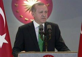 Cumhurbaşkanı Erdoğan, Yargıda Birlik Derneği üyelerine hitap etti