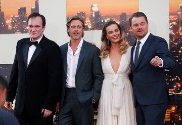Once Upon a Time in Hollywood'un Hollywood galası yapıldı