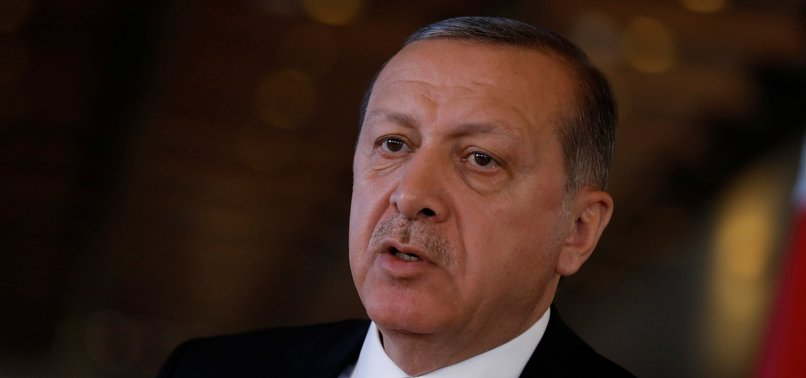 FRENCH PRESIDENT MACRON SHOULD FACE CRIMES COMMITTED BY HIS COUNTRY, ERDOĞAN SAYS