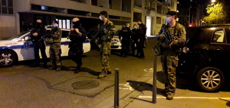 ORTHODOX PRIEST SERIOUSLY INJURED IN LYON SHOOTING - POLICE