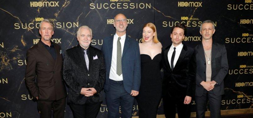 SUCCESSION TV SERIES RETURNS FOR THIRD SEASON OF FAMILY POWER STRUGGLE