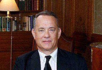 Tom Hanks'ten üçüncü bağış