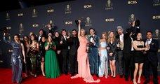 2021 Emmy Ödülleri'nde şıklık geçidi