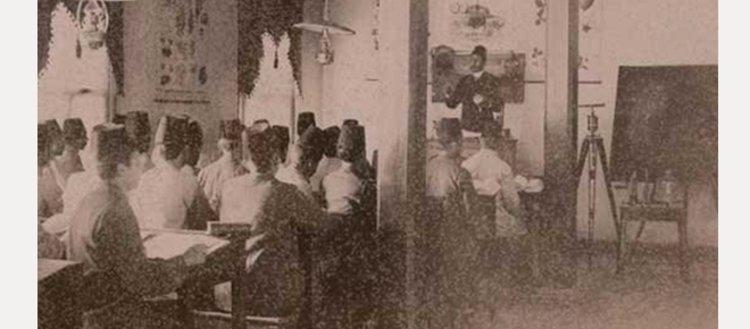Osmanlı'nın veteriner yetiştirme okulu: Baytar...