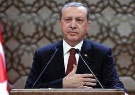 Cumhurbaşkanı Recep Tayyip Erdoğan'dan iki mesaj