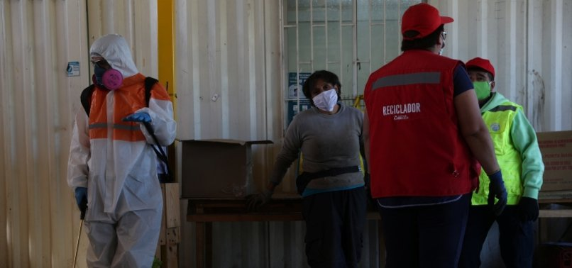 CORONAVIRUS DEATHS TOP 50,000 IN LATIN AMERICA
