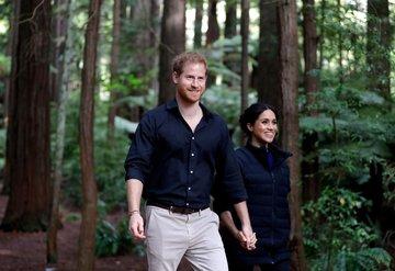 Prens Harry ve Meghan Markle Görünülürlüklerini Nasıl Planlıyor?