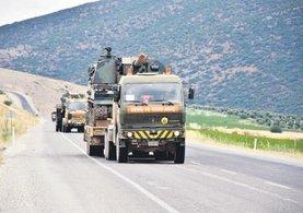 TSK ve ÖSO'dan sınır ötesi hazırlığı