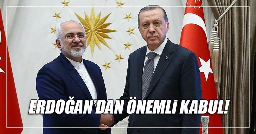 Erdoğan'dan önemli kabul