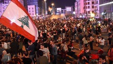 Lübnanda Tansiyon Yeniden Yükseldi
