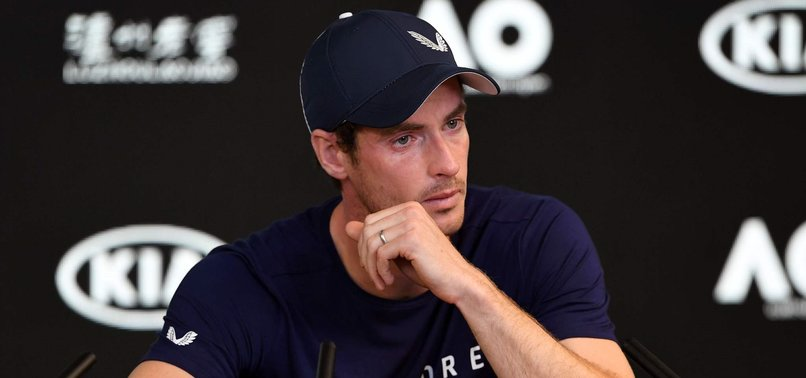 ANDY MURRAY SAYS AUSTRALIAN OPEN COULD BE HIS LAST TOURNAMENT